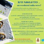 WEEKEND SULLA NEVE a RAVASCLETTO - 27 & 28 febbraio 2021